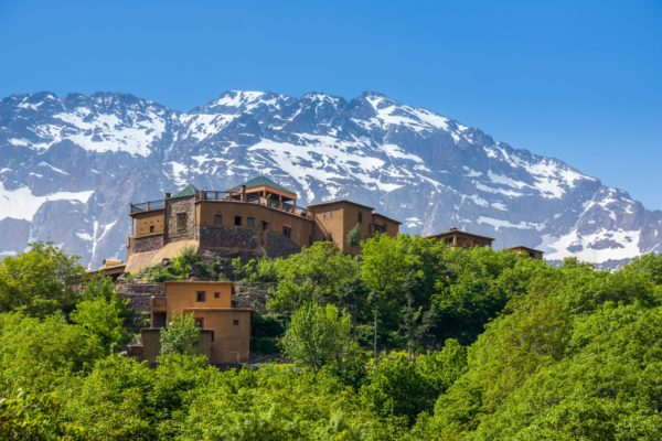 Escape to Atlas Mountains