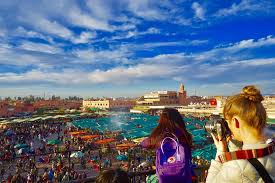 Marrakech jamma lafna