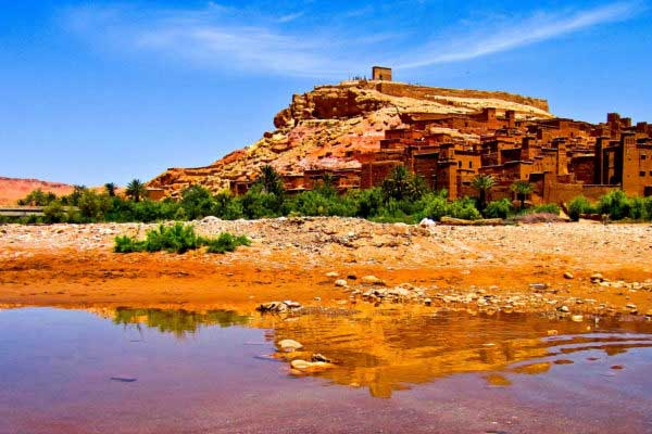 Private 3 days Marrakech To Fes Desert Tour