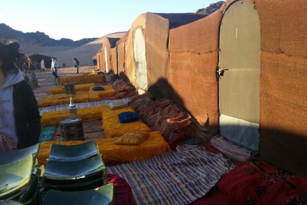 Private 4 days desert tour from Marrakech to Erg Chigaga