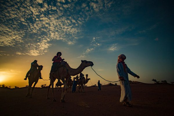 Private 2 days desert tour from Marrakech to Zagora