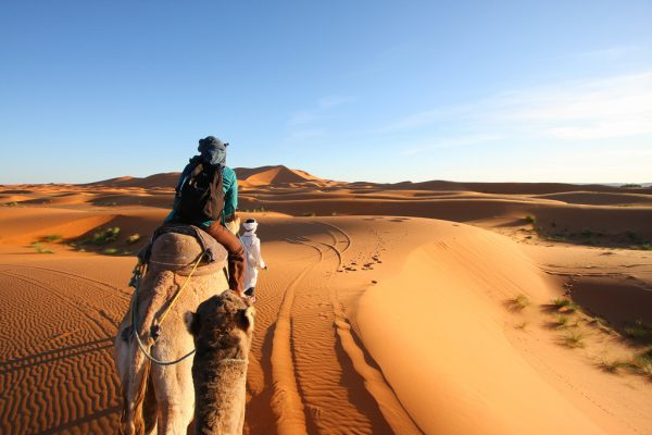 Shared 3 days desert tour from Marrakech to Merzouga