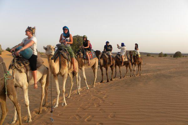 Private 3 days desert tour from Marrakech