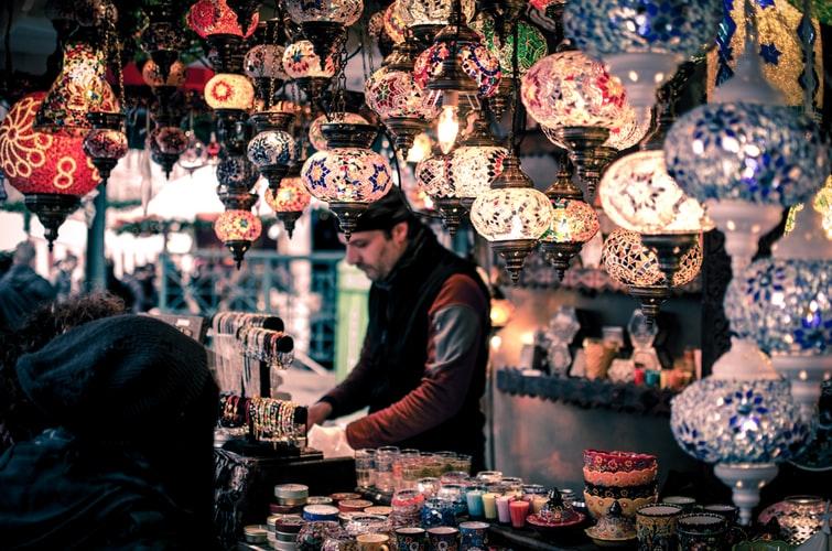 marrakech-bazar