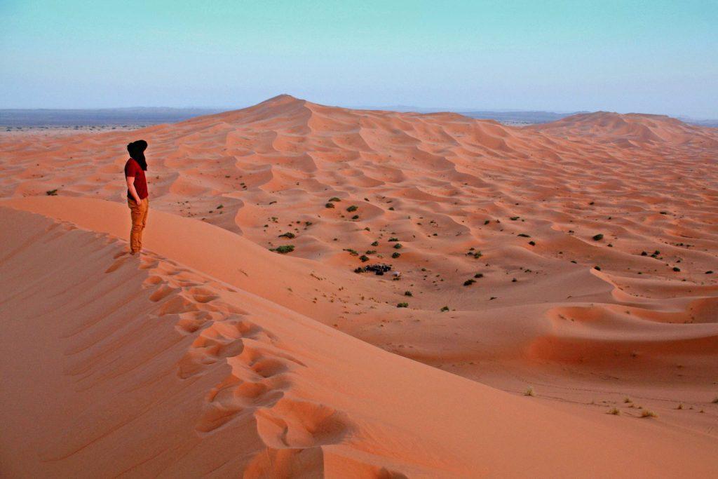Erg-Chebbi-Merzouga-Sahara